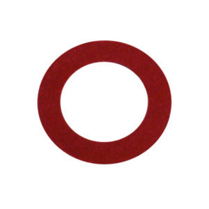 1/2 +.028 X 3/4IN X 3/32IN RED FIBRE (SUMP) WASHER
