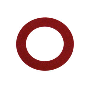 13/16 X 1-3/16IN X 3/32IN RED FIBRE (SUMP) WASHER