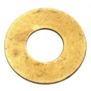 1in x 2in x 9G Ht Flat Steel Washer-5Pk