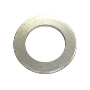 1in x 1-3/8in x 1/16in Aluminium Washer - 5pc