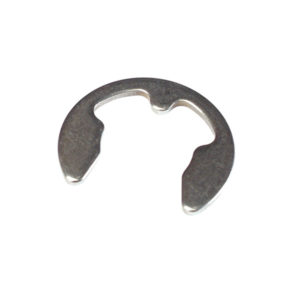 3.2mm Stainless E-clips 304/A2-50Pk