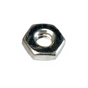 1/4in BSW Stainless Hex Nut 304/A2-23Pk