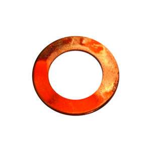 3/8in x 3/4in x 20G Copper Washer-40Pk
