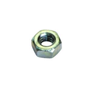 1/8in BSW Hexagon Nut (ZN)-24Pk