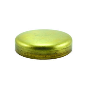 1-3/4IN BRASS EXPANSION (FROST) PLUG - CUP TYPE