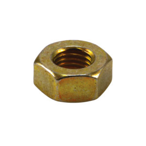 1/2in UNC Hexagon Nut-10Pk