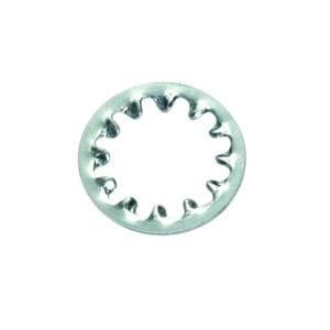 1/4in Internal Star Washer - 50pc