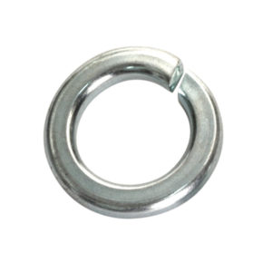 1/4in Flat Section Spring Washer-100Pk