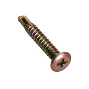10G x 30mm Wafer Head S/Drilling Screw PH - 50pc