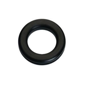 3/8in x 3/4in x 1in Rubber Wiring Grommet - 8pc