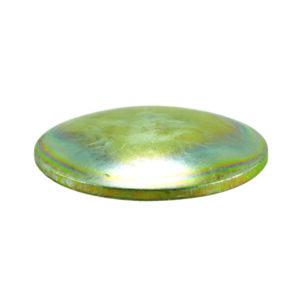 1-1/2in Brass Disc Plugs