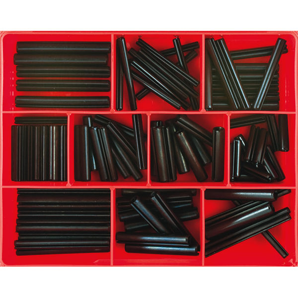 89pc Imperial Roll Pin Assortment (Lrg Sizes)