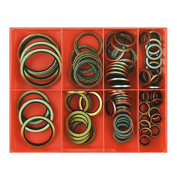 82Pc Imperial Bonded Seal Washer Assortment