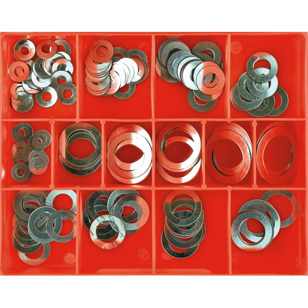 190Pc .006in Shim Washer Assortment