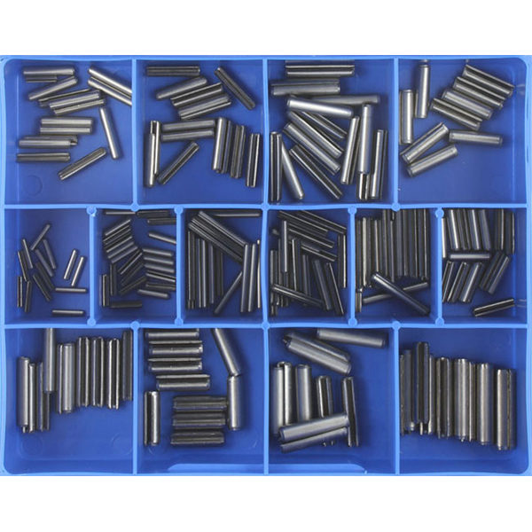 210pc Roll Pin Assortment 304/A2