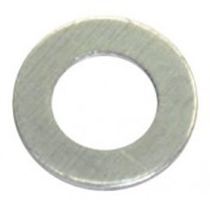 M5 x 10mm x 1.6mm Aluminium Washer-100Pk