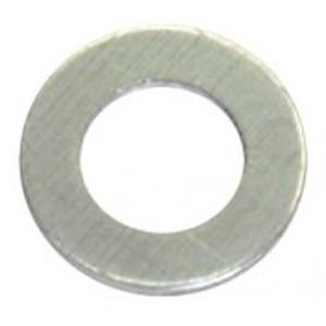 M5 x 10mm x 1.6mm Aluminium Washer-100Pk