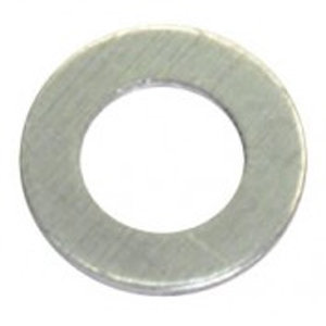 7/16in x 3/4in x 1/16in Aluminium Washer-100Pk