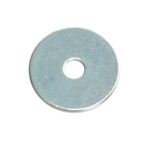 1/4IN X 1-1/4IN FLAT STEEL PANEL (BODY) WASHER