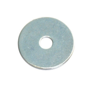 5/8in x 2in Flat Steel Panel (Body) Washer-10Pk