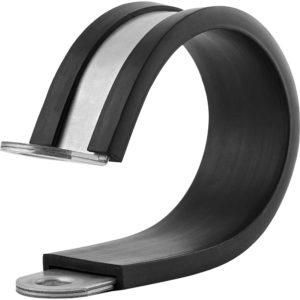 Kale Cable Clamp/P-Clip 12 x 15mm W3 - 10pc