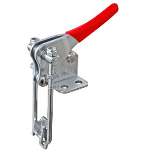TOGGLE CLAMP LATCH FLANGED BASE 225KG CAP