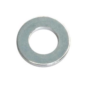 1/2in x 1in x 14G H/Duty Flat Steel Washer-100Pk