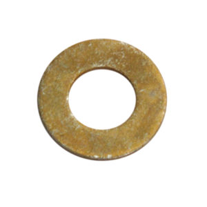 5/16 X 11/16IN X 16G HT FLAT STEEL WASHER - 100PK