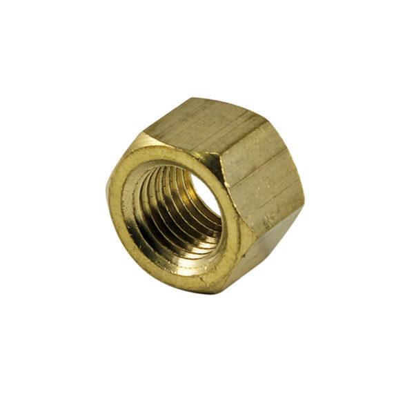 Champion 3/8in UNC Manifold Nut - Brass - Holden - 10pk