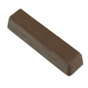 TRIPOLI BROWN POLISHING COMPOUND BAR