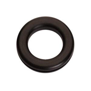 7/16in x 3/4in 1/in Rubber Wiring Grommet - 50pc