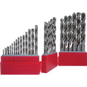 Teng 34pc Drill Bit Set 1.0-13mm/+0.5 DIN338