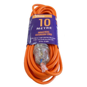 EXTENSION LEAD 10M