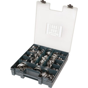 Kale 180pc Ezi-Pak Grab Kit Assortment WD 9/12mm W3