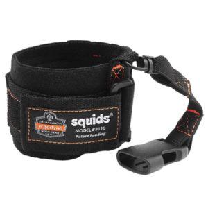 Ergodyne Pull-On Wrist Lanyard w/Buckle 20cm 1.4kg
