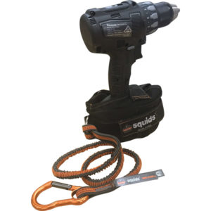 Squids Power Tool Tethering Kit - 2.7kg / 6.0lb