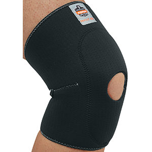 PROFLEX® 615 OPEN KNEE SLEEVE - M - BLK**