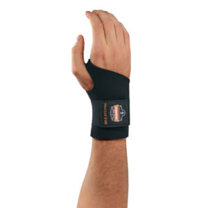PROFLEX 670 SINGLE STRAP WRIST SUPPORT- S