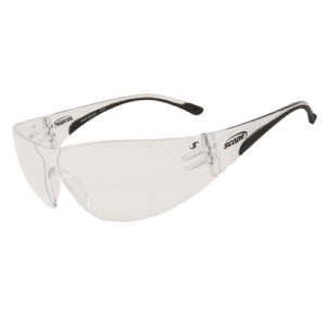 PHAT BOXA CLEAR LENS SAFETY GLASSES