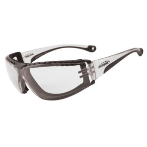 SUPER BOXA CLEAR LENS SAFETY GLASSES