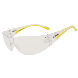 LITE BOXA CLEAR LENS ANTI FOG SAFETY GLASSES