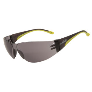 LITE BOXA SMOKE LENS ANTI FOG SAFETY GLASSES
