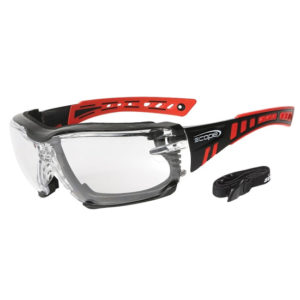 SCOPE SPEED CLEAR SAFETY GLASSES