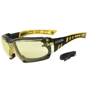 SCOPE SPEED AMBER SAFETY GLASSES