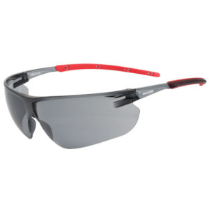 HELIUM SMOKE LENS SAFETY GLASSES