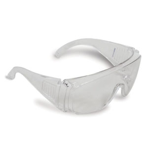 ESKO VISPEC CLEAR LENS OVER THE TOP