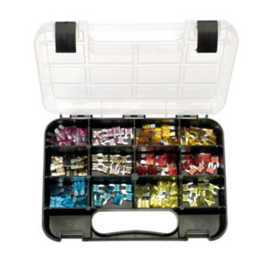 GJ Grab Kit 120pc Blade Fuses