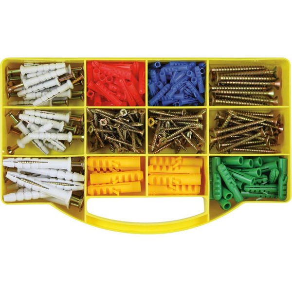 GJ Grab Kit 315pc Screws