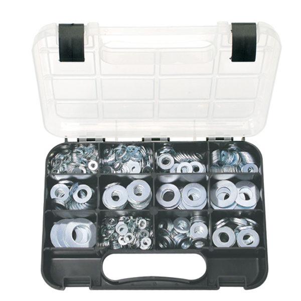 GJ Grab Kit 740pc Flat Washers Metric & Imperial