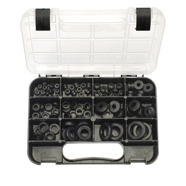 Champion GJ Grab Kit 86pc Wiring Grommets on